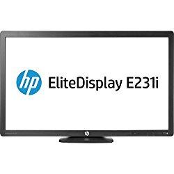HP ELiteDisplay E231i F9Z10A8#ABA 23-Inch Screen LED-Lit Monitor