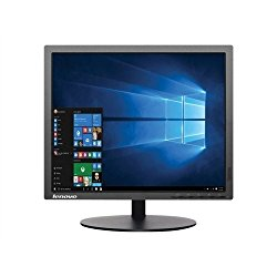 Lenovo Thinkvision T1714p 17 Led Lcd Monitor – 5:4 – 1280 X 1024 – 16.7 Million Colors – 250 Nit – Sxga – Dvi – Vga – Displaypor