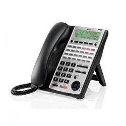 NEC SL1100 24 Button Full-Duplex IP Tel (BK) / NEC-1100161 /