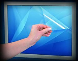 POSRUS Antiglare Touch Screen Protector for 17″ Touch Screen or LCD Screen – 13.305″ x 10.64″ (339mm x 272mm)