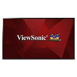 ViewSonic CDE4302 43″ 1080p Commercial LED Display with USB Media Player, HDMI
