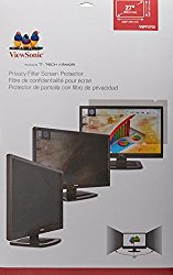 Viewsonic display privacy filter, 27″ wide (VSPF2700)