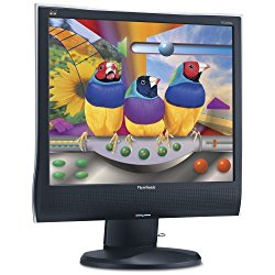 ViewSonic VG2030wm 20-inch Widescreen LCD Monitor