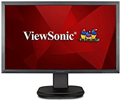 ViewSonic VG2439SMH 24″ 1080p Ergonomic Monitor HDMI, DisplayPort, VGA