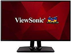 ViewSonic VP2468 24″ IPS 1080p Pro Monitor HDMI DisplayPort, DaisyChain, Hardware Calibration