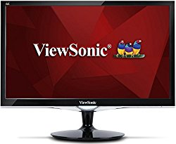 ViewSonic VX2452MH 24″ 2ms 1080p Gaming Monitor HDMI, DVI, VGA