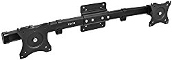 VIVO Dual VESA Bracket Adaptor Horizontal Assembly Mount for 2 Monitor Screens up to 27″ (MOUNT-VW02A)