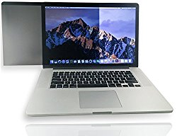 MacBook Pro 15 inch Privacy Screen Protector Filter. Anti Glare, Scratch and UV Protection Magnetic Privacy Filter for MacBook Pro 15.3 inch 2012-2015 Models. NOT for MacBook 2016 models