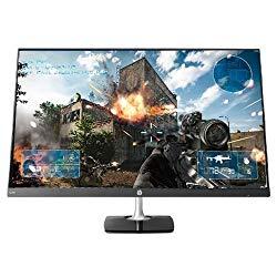 2018 Flagship HP 27″ Full HD 1080P IPS Anti-Glare Business Professional Monitor – Frameless Edge-to-Edge Display, 16.7 Million Display Colors, 5ms Response Time 16:9 Aspect Ratio 250 cd/m2 Brightness