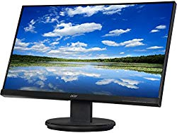 Acer K272HUL Ebmidpx Black 27″ 1ms GTG TN Panel Widescreen LED Backlight LCD Monitor