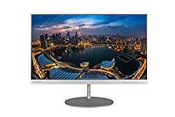 Lenovo 27″ Screen LED-Lit Monitor L27q-20 Near-Edgeless 2560 x 1440 QHD infinity TUV Eye Comfort HDMI DP