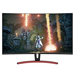 Acer ED323QUR Abidpx 31.5″ WQHD (2560 x 1440) Curved 1800R VA Gaming Monitor with AMD Radeon FREESYNC Technology – 4ms | 144Hz Refresh Rate | Display Port, HDMI Port & DVI Port