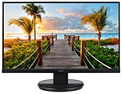 Acer KB272HL bix 27″ Full HD (1920 x 1080) VA Monitor with AMD FREESYNC Technology (HDMI & VGA Port)