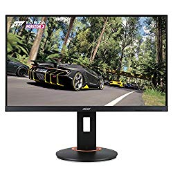 Acer XF250Q Cbmiiprx 24.5″ Full HD (1920 x 1080) Zero Frame TN Gaming AMD FreeSync and NVIDIA G-SYNC Compatible Monitor – 1ms | 240Hz Refresh (Display, HDMI 2.0, HDMI 1.4 ports)