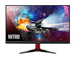 Acer Nitro VG271 Pbmiipx 27″ Full HD (1920 x 1080) IPS Monitor with AMD Radeon FREESYNC Technology, 144Hz, VESA Certified DisplayHDR400, (2 x HDMI 2.0 Ports & 1 x Display Port)