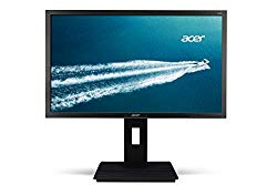 Acer B246HL ymiprx 24″ Full HD (1920 x 1080) TN Monitor (Display Port, HDMI & VGA Ports)