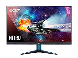 Acer Nitro VG271U Pbmiipx 27″ WQHD (2560 x 1440) IPS AMD Radeon FREESYNC Gaming Monitor, 144Hz, VESA Certified DisplayHDR400, DCI-P3, (2 x HDMI 2.0 Ports & 1 x Display Port)